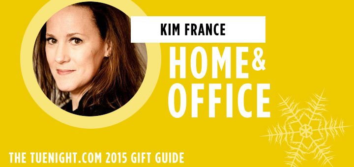 tuenight gift guide holiday kim france home office