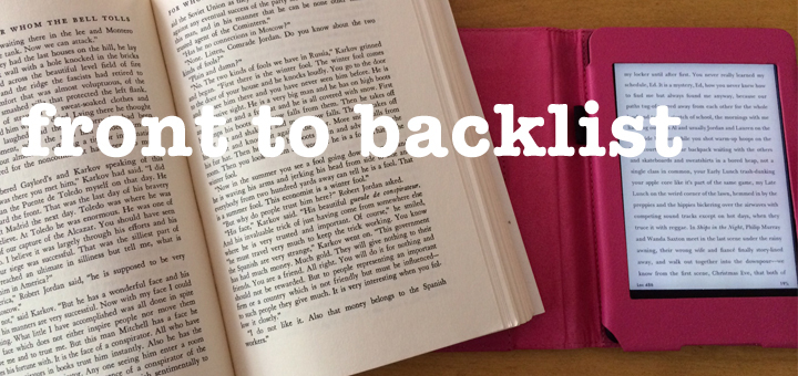 Front to Backlist