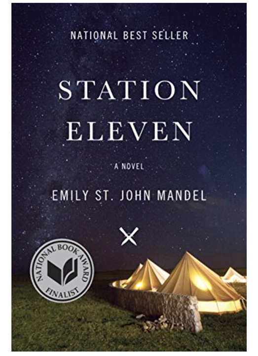 Station Eleven Emily St John Mandel TueNight.com