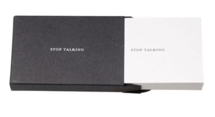 TueNight gift guide holiday gifts stop talking