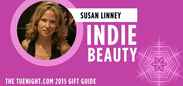 tuenight gift guide susan linney beauty