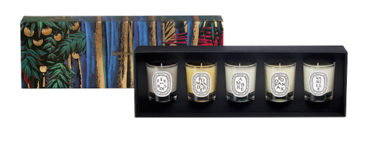 TueNight gift guide holiday gifts beauty diptyque paris
