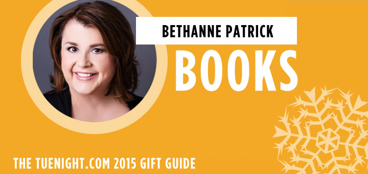 tuenight gift guide bethanne patrick books