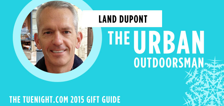 tuenight gift guide holiday land dupont outdoorsman